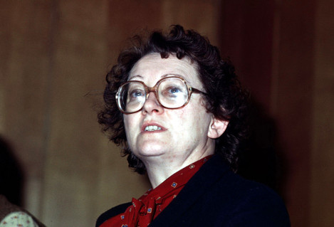 File Photo Sylvia Meehan Has Died. End.