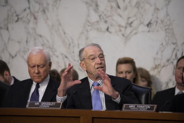DC: Kavanaugh Confirmation Hearing