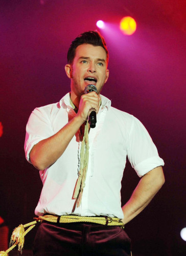 Stephen Gately dies