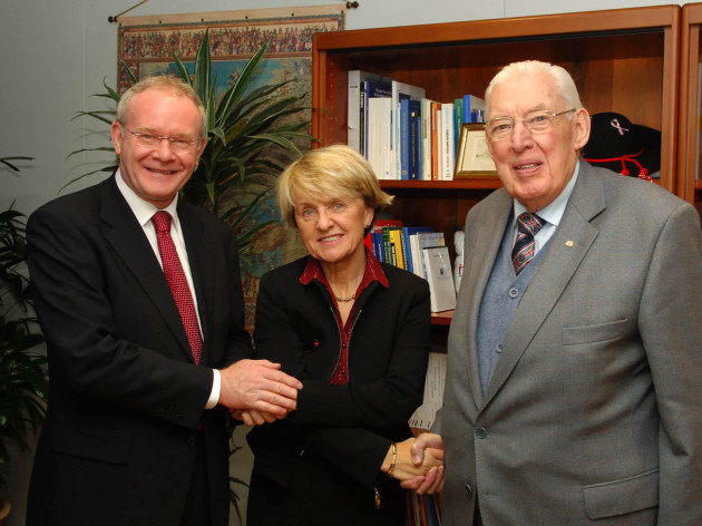 Northern Ireland in talks on EU cash