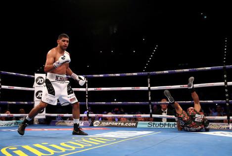 Boxing - Arena Birmingham