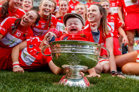 Tadhg Scannell in the O'Duffy Cup