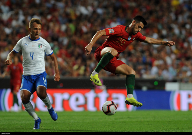 League of Nations: Portugal v Italy