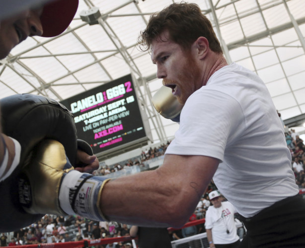 Camp Canelo Boxing