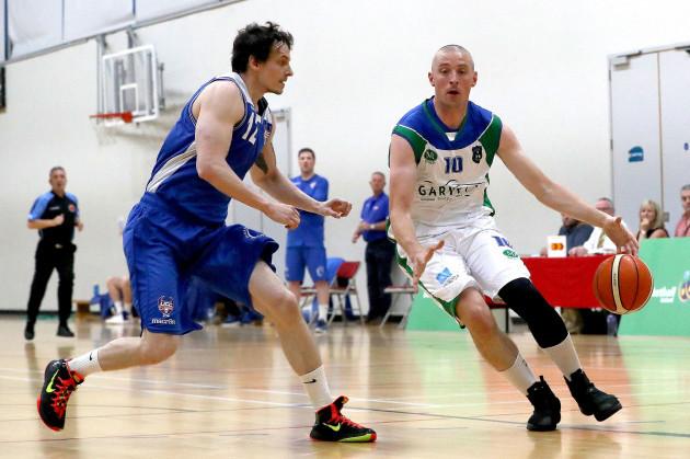 Darco Bucan and Kieran Donaghy