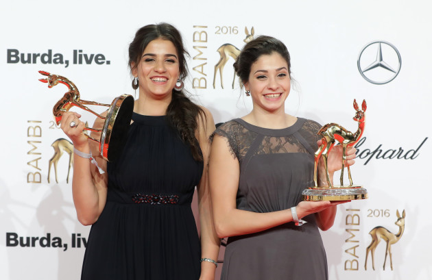 'Bambi' award ceremony - Berlin