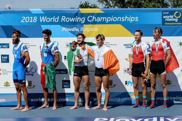We planned to win it all year' - World champion O'Donovan