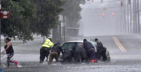 Hurricane Florence Drenches Carolinas