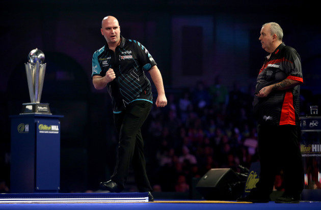 William Hill World Darts Championship - Day Fifteen - Alexandra Palace