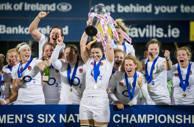 Ireland Women v England Women - Womens 6 Nations - Donnybrook Stadium