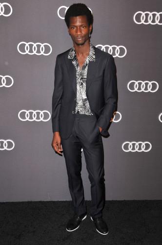CA: Audi Celebrates The 69th Emmys - Arrivals