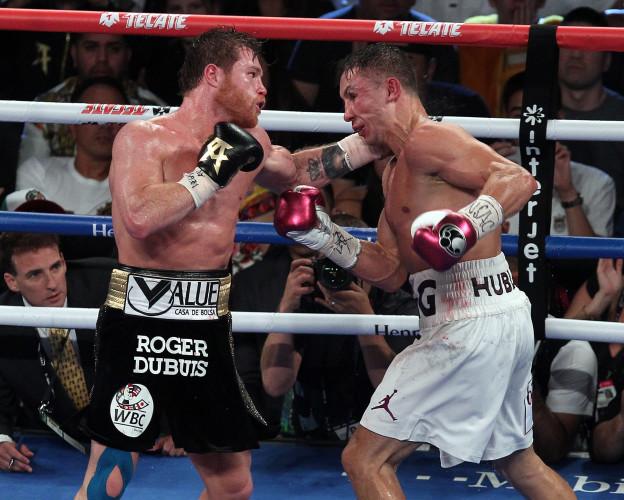 Canelo Alvarez vs Gennady Golovkin