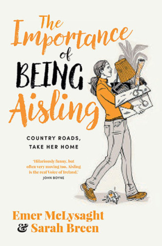 TheImportanceofBeaingAisling_FullCover.indd