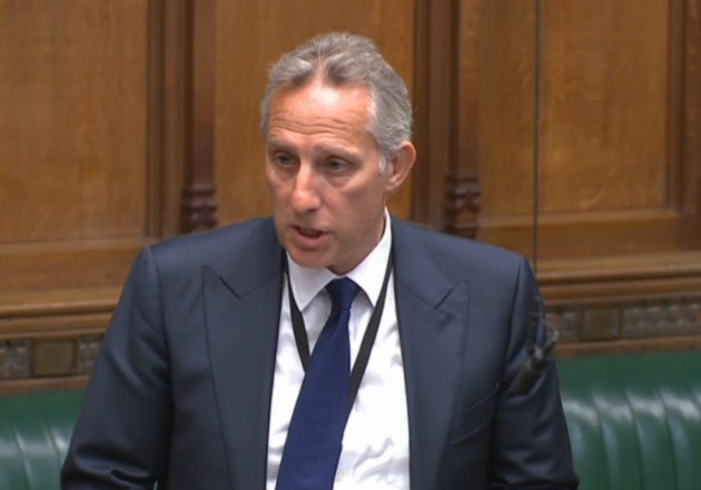 Ian Paisley Jr suspended