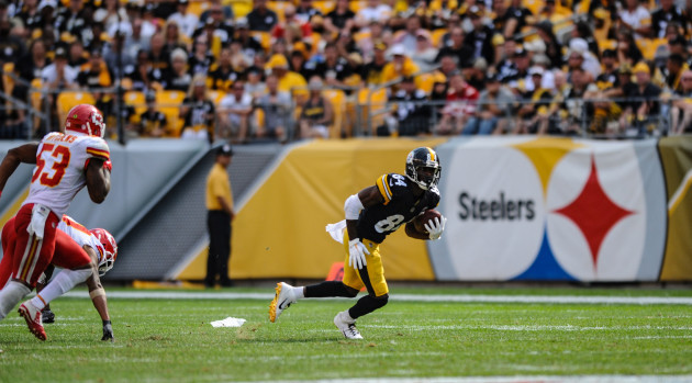 NFL 2018: Steelers vs Chiefs SEP 16