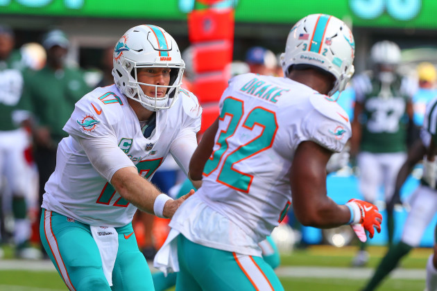 NFL: SEP 16 Dolphins at Jets
