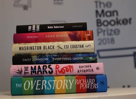 2018 Man Booker Prize