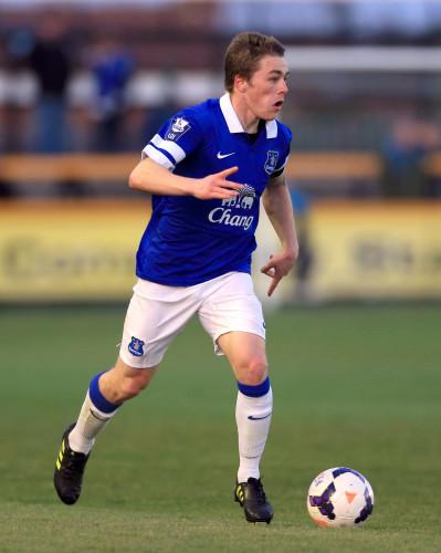 Soccer - Barclays U21 Premier League - Everton v Liverpool - Haig Avenue