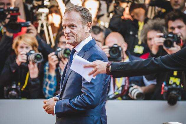 EU Informal Heads Of State Summit - Salzburg