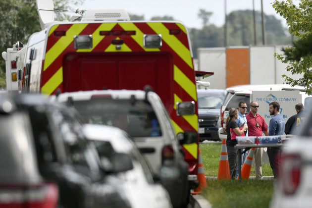 Woman who shot dead three people in Maryland had history of mental