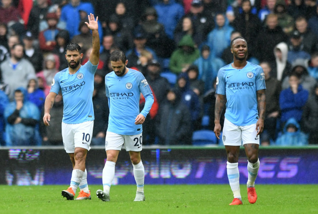 Cardiff City v Manchester City - Premier League - Cardiff City Stadium
