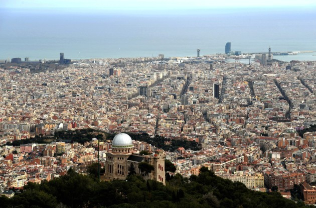 SPAIN-BARCELONA-CITYVIEW