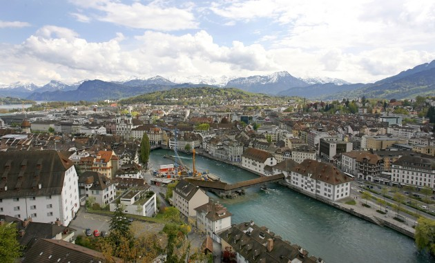 Switzerland - Impressions of Lucerne