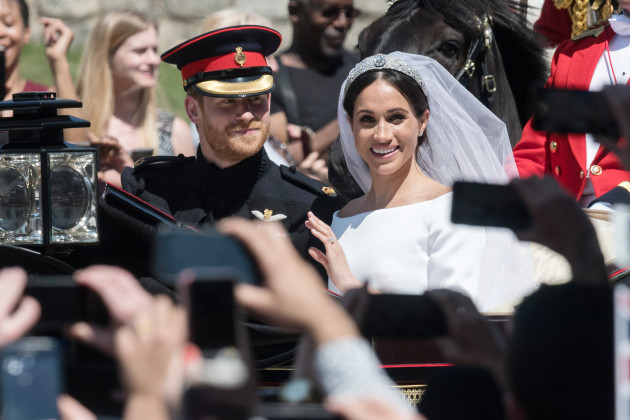 Royal Wedding: Harry and Meghan