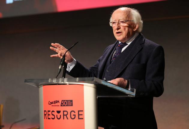 Concern Worldwide Resurge Conference