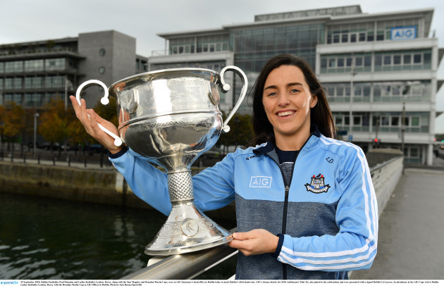 Three-time All-Ireland winner Davey contemplating Dublin