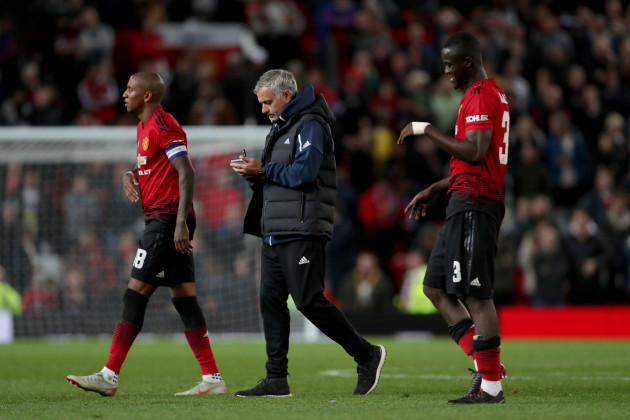Manchester United v Derby County - Carabao Cup - Third Round - Old Trafford