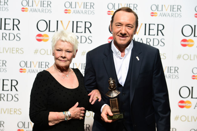 Olivier Awards 2015 - London