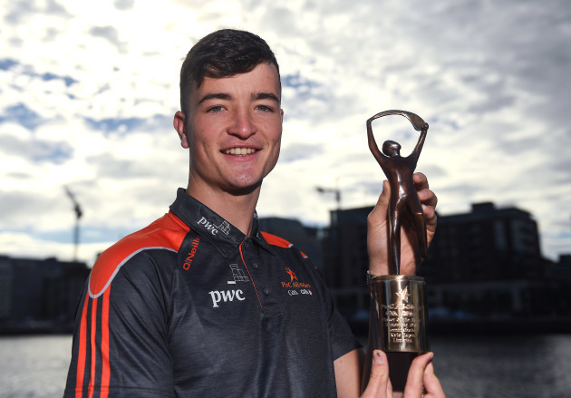 PwC GAA / GPA Player of the Month Launch the PwC All-Star App