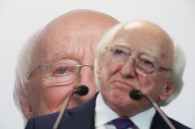 Irish presidential race