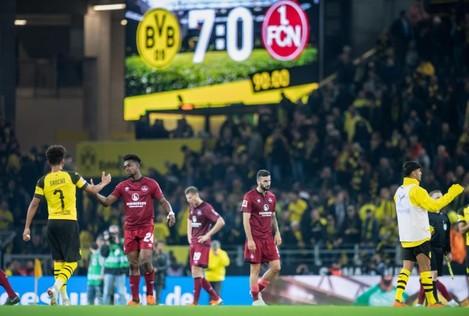 Borussia Dortmund - 1st FC Nuremberg