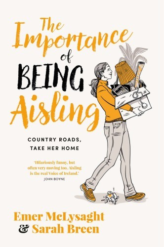 Final Cover - The Importance of Being Aisling