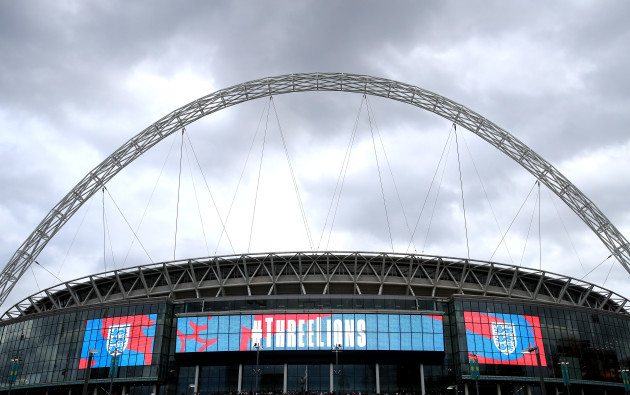 England v Spain - UEFA Nations League - League A - Group Four - Wembley Stadium