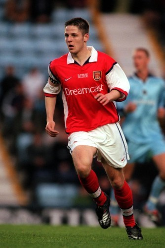 Soccer - The Times FA Youth Cup - Final First Leg - Coventry City v Arsenal