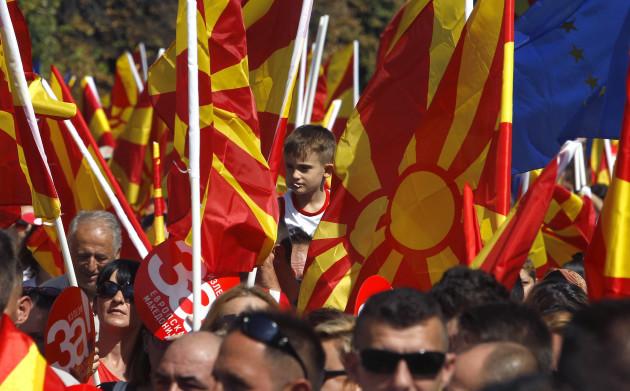 Macedonia Referendum