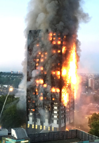 Flammable cladding ban
