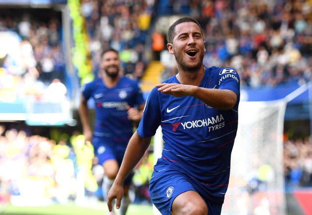 Chelsea v Cardiff City - Premier League - Stamford Bridge