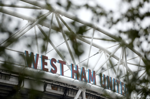 West Ham United v Chelsea - Premier League - London Stadium