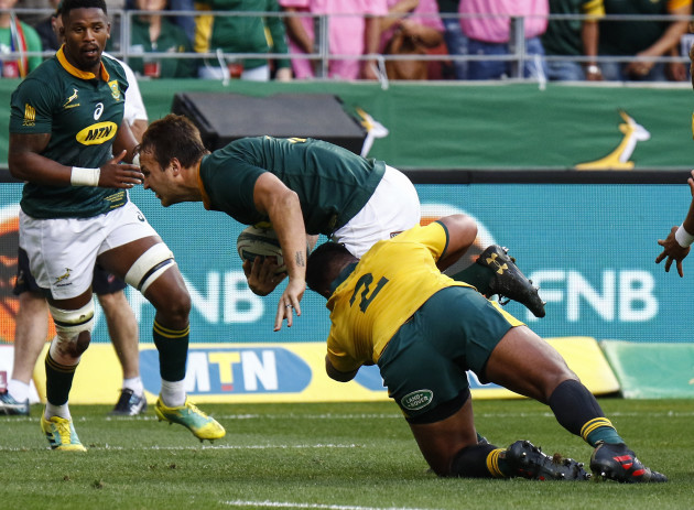 South Africa Rugby Australia