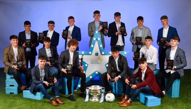 2018 Electric Ireland GAA Minor Star Awards