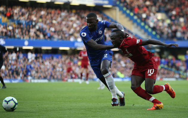 Chelsea v Liverpool - Premier League - Stamford Bridge