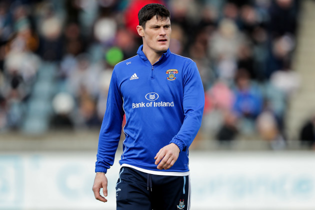 Diarmuid Connolly during the warm-up