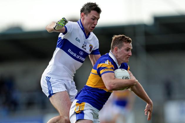 Ciaran Kilkenny and Eamonn Fennell