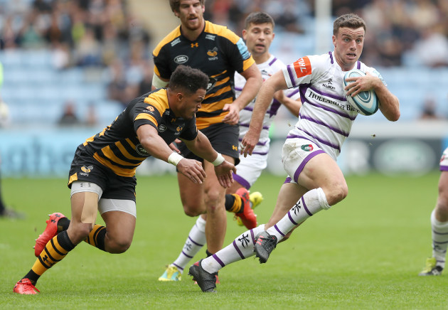 Wasps v Leicester Tigers - Gallagher Premiership - Ricoh Arena