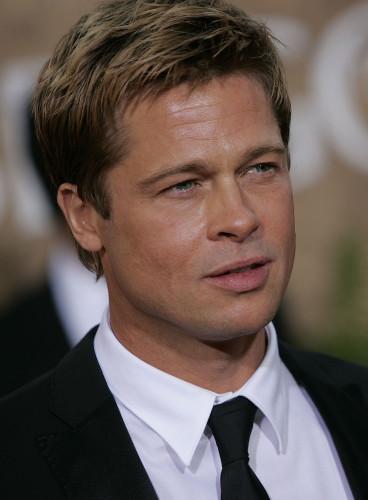 Brad Pitt confronts Weinstein