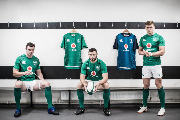 d465ebc8441 New Ireland rugby shirts launched ahead of November series · The42